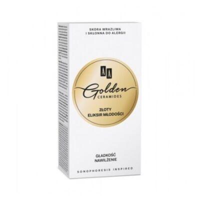 AA Golden Ceramides  Fiatalító Arany Elixír 15ml