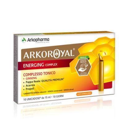 ARKOROYAL® ENERGIA ampulla 10 db