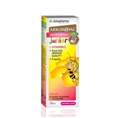 ARKOROYAL® KID  immunerősítő szirup 150ml