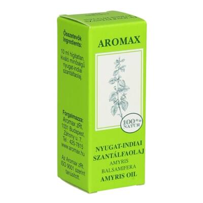 Szantálfa illóolaj 10ml Aromax
