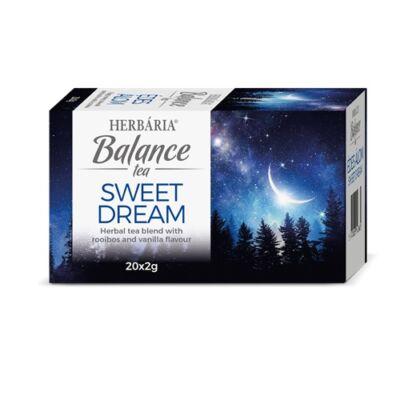 Balance Sweet Dream tea 20 filter Herbária