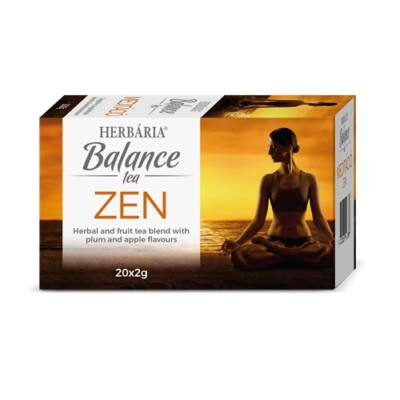 Balance Zen tea 20 filter Herbária