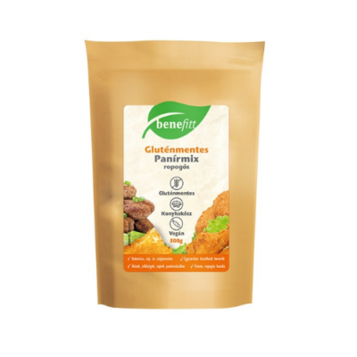 Benefitt Gluténmentes PANÍRMIX Ropogós 500g