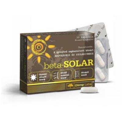 Beta-Solar® napozóvitamin 30db
