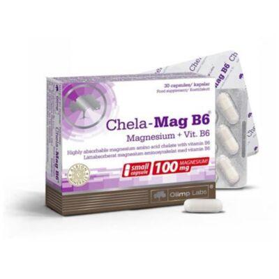CHELA - MAG B6® kapszula 30db Olimp Labs