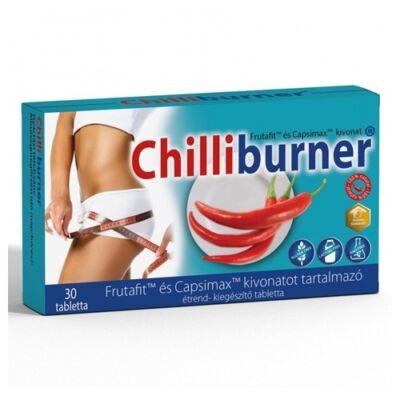 Natur Tanya Chilliburner zsírégető tabletta – 30db