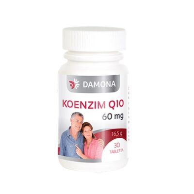 DAMONA Koenzim Q10 60 mg tabletta 30 db
