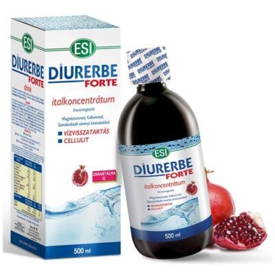 Diurerbe Forte italkoncentrátum, citrom ízben 500ml ESI