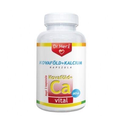 Kovaföld + Kalcium kapszula 60 db Dr. Herz
