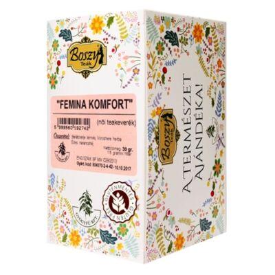 Femina Komfort filteres teakeverék 20 filter Gyógyfű