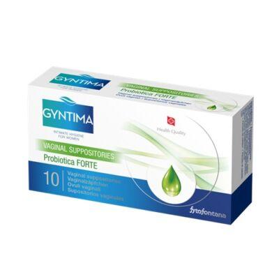 GYNTIMA Probiotica Forte hüvelykúp 10db