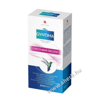 Gyntima Stretch mark emulzió 100ml fytofontana