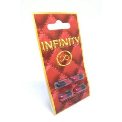 Infinity kapszula férfiaknak 4 db