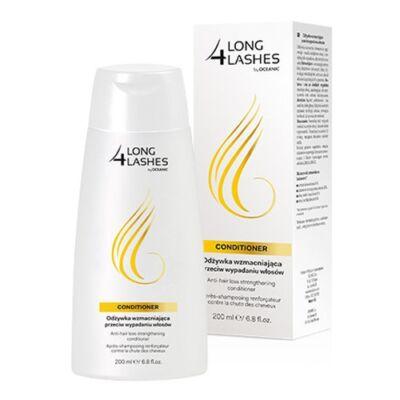 Long 4 Lashes hajhullás elleni erősítő tápláló kondicionáló 200ml