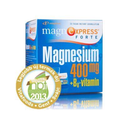 MagnExpress® Forte granulátum 20db Innopharm