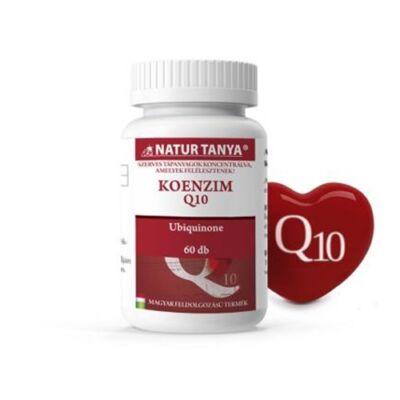 Koenzim Q10 tabletta 60 db Naturtanya