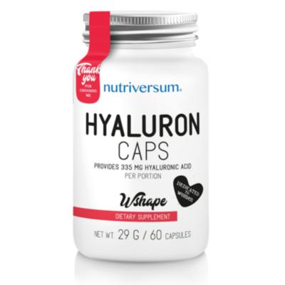 HYALURON kapszula 335 mg 60 db Nutriversum