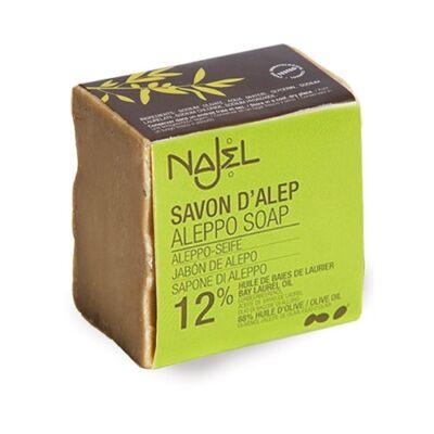 Olíva színszappan 12% babérolajjal 170g Najel