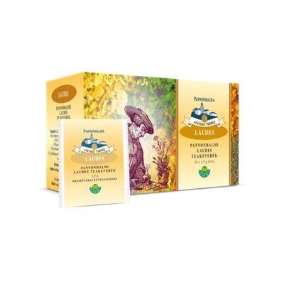 Pannonhalmi Laudes borítékolt filteres teakeverék 20db