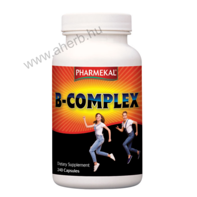 B-komplex vitamin 240 db Pharmekal