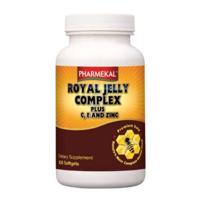 Royal Jelly Complex – Komplex Méhpempő Kapszula 100 db