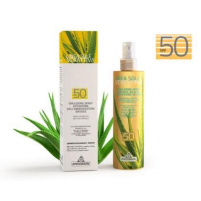 Verattiva® Napozó spray 50 SPF 200ml Specchiasol®