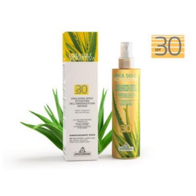 Verattiva® Napozó spray 30 SPF 200ml Specchiasol®