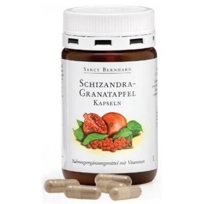 Sanct Bernhard Schizandra-gránátalma kapszula 90db